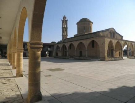 церковь Айос Мамас