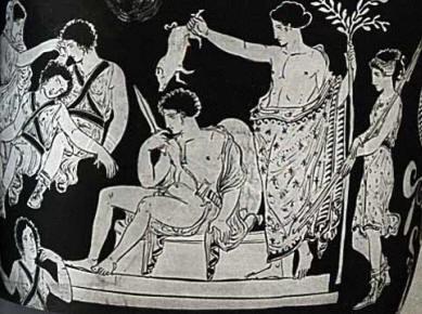 древние греки на Кипре