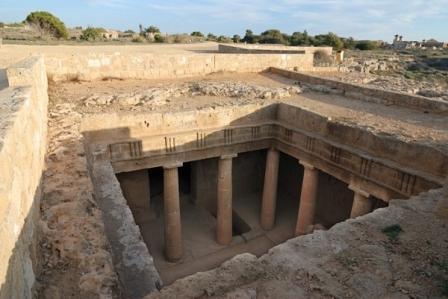 экскурсии в царские гробницы