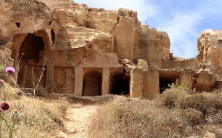 экскурсия в царские гробницы