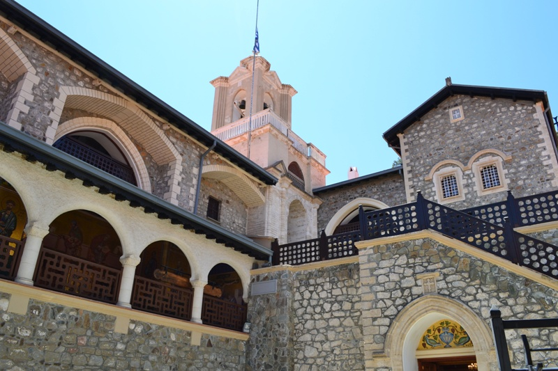 русская церковь на Кипре