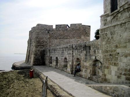 турецкий форт в Ларнаке