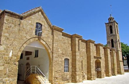 кафедральный собор Иоана Богослова экскурсии