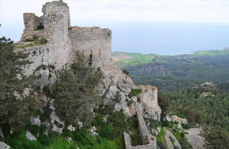 крепость Кантара