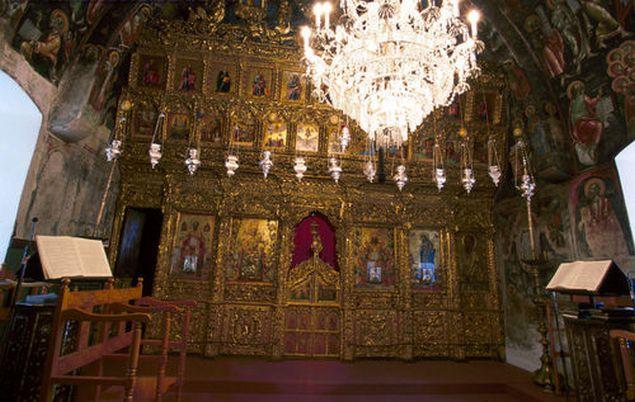 Собор Иоанна Богослова Кипр