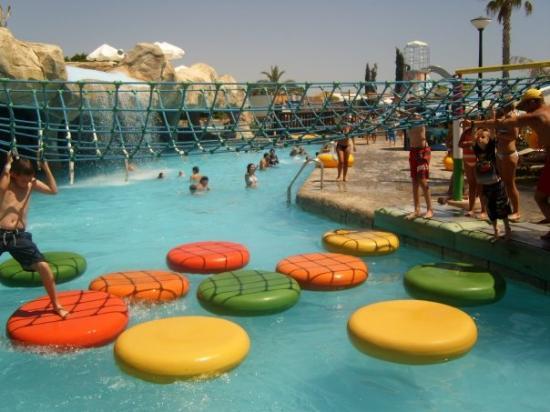 аквапарк afrodita Пафос