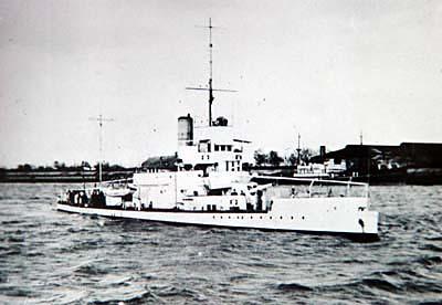 дайвинг на Кипре HMS Cricket