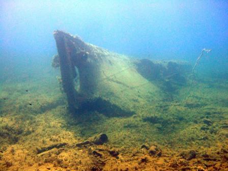 дайвинг на Кипре ahileas