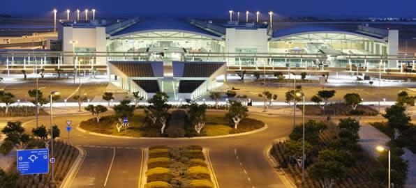 аренда авто в аэропорту Ларнака