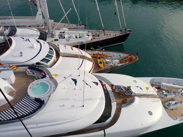 аренда яхты в Пафосе