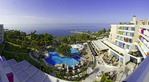 отдых с детьми в отеле Mediterranean