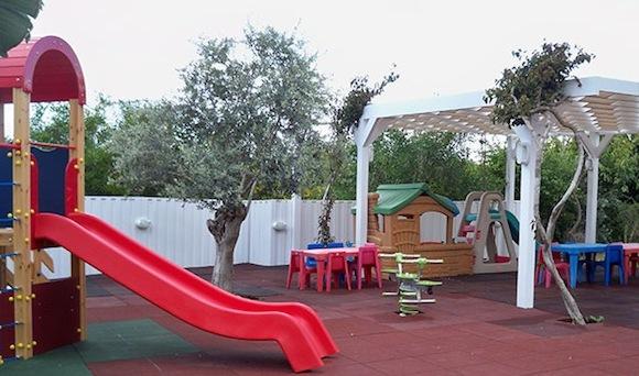 отдых с детьми в отеле Ниси Бич Айя-Напа