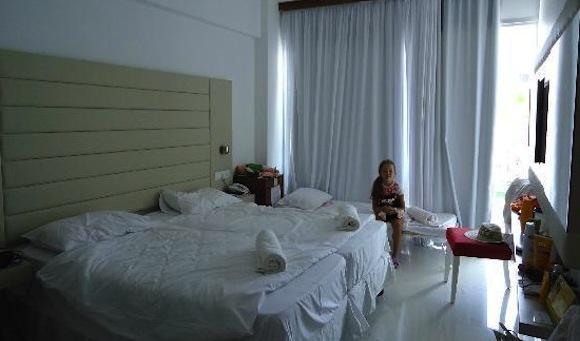 отдых с детьми на Кипре в Tsokkos Protaras