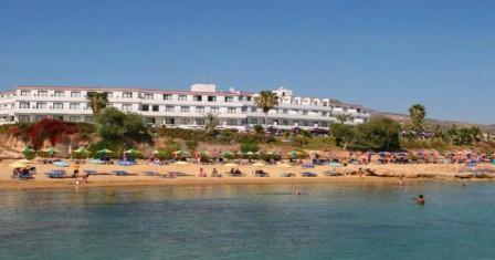 отели на Корал Бей Кипр