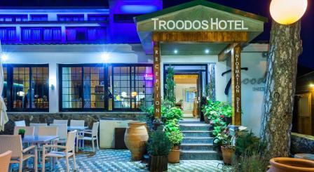 отели в Троодос