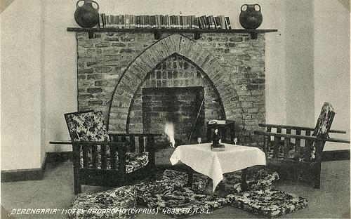 Беренгария отель