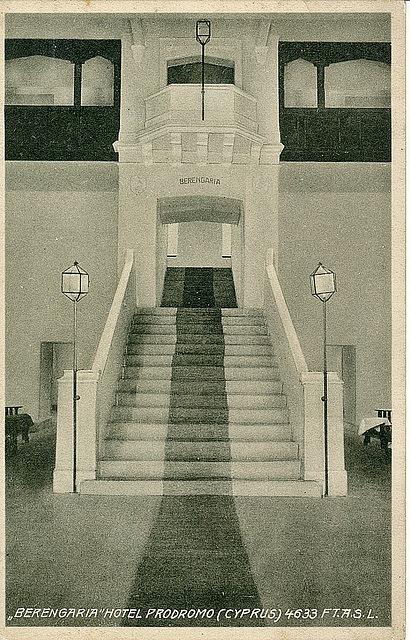 гостиница Беренгария на Кипре