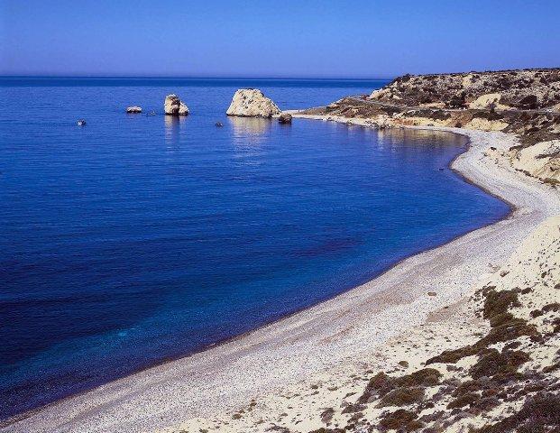камень Афродиты Кипр