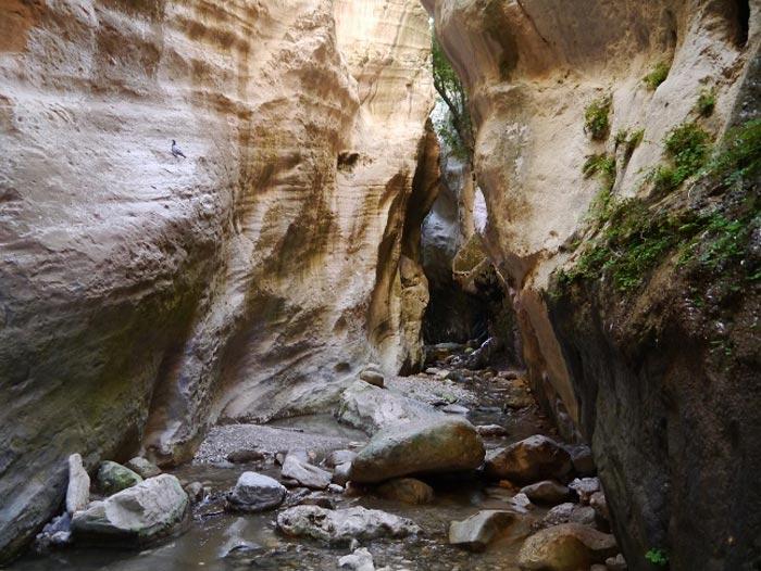 ущелье Авакас Кипр