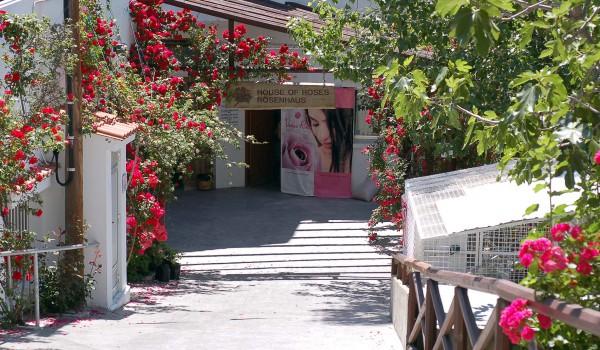 деревня Агрос Троодос