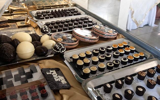 шоколадная мастерская в Платрес