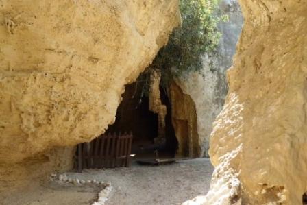 экскурсии в церковь Святой Соломонии Кипр