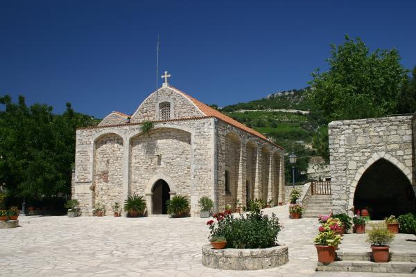 экскурсии в монастырь Айя Мони