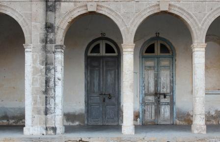 экскурсии в монастырь апостола Андрея Северный Кипр