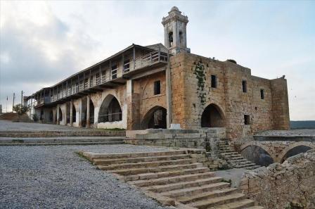экскурсии в монастырь апостола Андрея