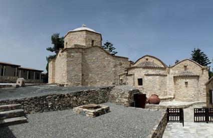 индивидуальные экскурсии в монастырь Святого Ираклидия Кипр