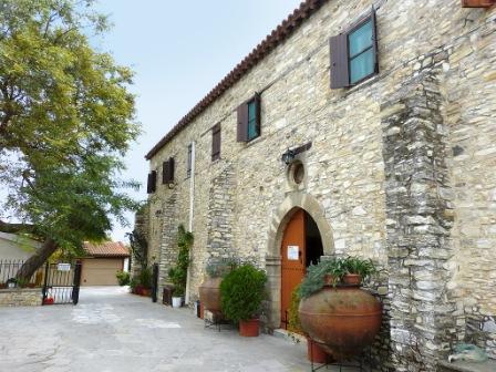 индивидуальные экскурсии монастырь Святого Минаса Кипр