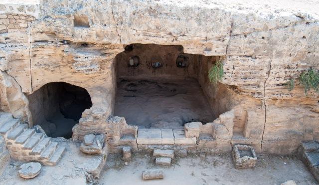 индивидуальные экскурсии в церковь Святой Соломонии Кипр