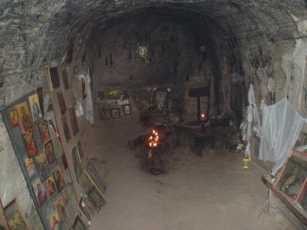 индивидуальные экскурсии в церковь Святой Соломонии Пафос