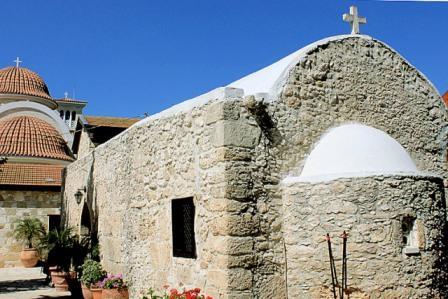 Индивидуальные экскурсии в монастырь Святой Марины Кипр