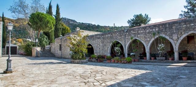 индивидуальные экскурсии в монастырь Айя Мони