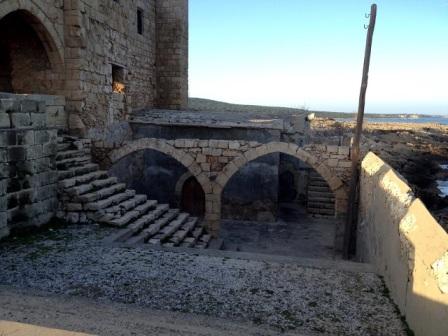 индивидуальные экскурсии в монастырь апостола Андрея Карпас