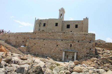 индивидуальные экскурсии в монастырь апостола Андрея Карпас Кипр