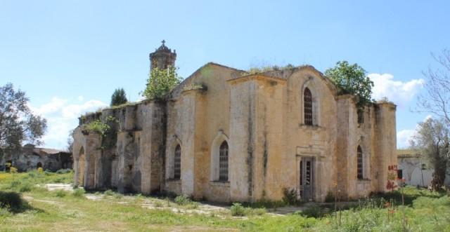 индивидуальные экскурсии монастырь Святого Пантелеймона в Мирту Северный Кипр