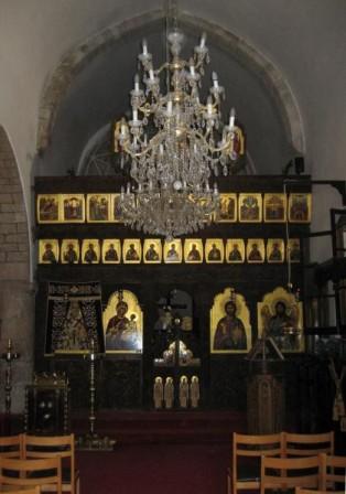 монастырь Айя Мони Пафос