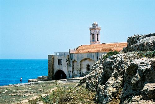 монастырь апостола Андрея