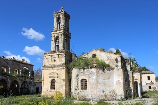 монастырь Святого Пантелеймона в Мирту Кипр
