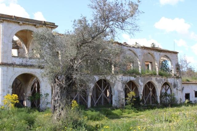 монастырь Святого Пантелеймона в Мирту Северный Кипр