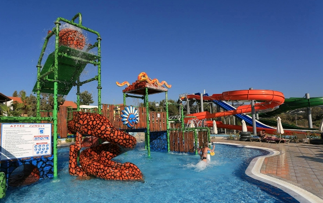 Aqua Sol Holiday Village Пафос