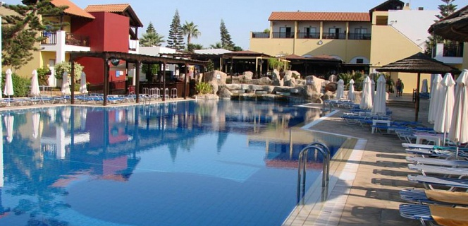 Panthea Holiday Village Айя-Напа