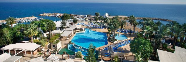 The Golden Coas Hotel Protaras