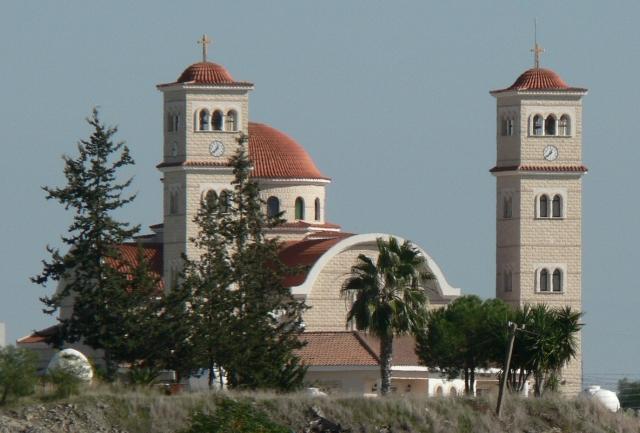 церковь Иоанна Предтечи Кипр