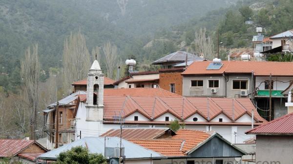 экскурсии в деревню Фини Кипр