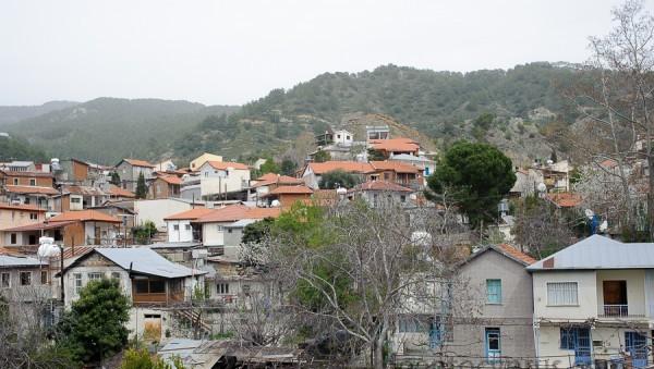 экскурсии в деревню Фини Лимассол