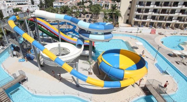 отдых с детьми anastasia beach hotel Протарас