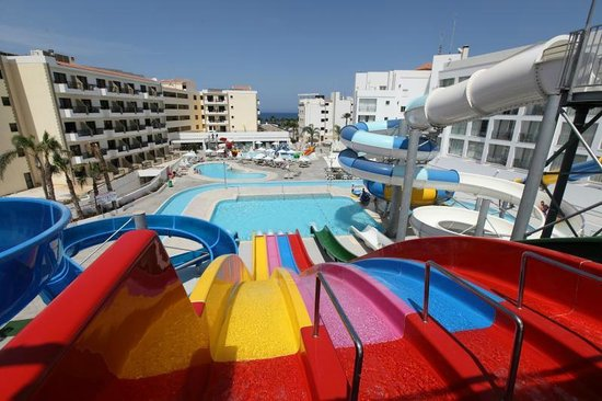 отдых с детьми anastasia beach hotel